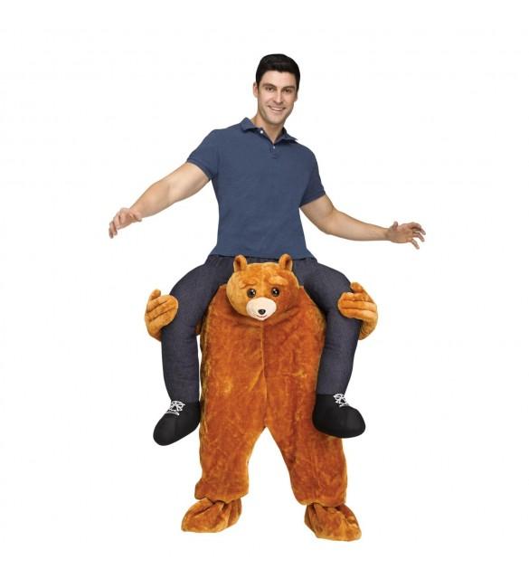 Costum - Calare pe urs