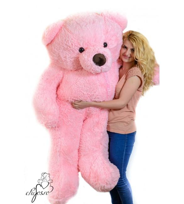 urs de plus mare roz
